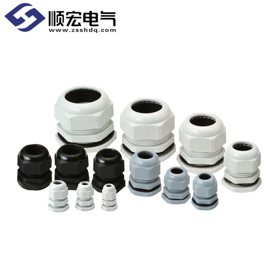M系列 塑料电缆防护接头