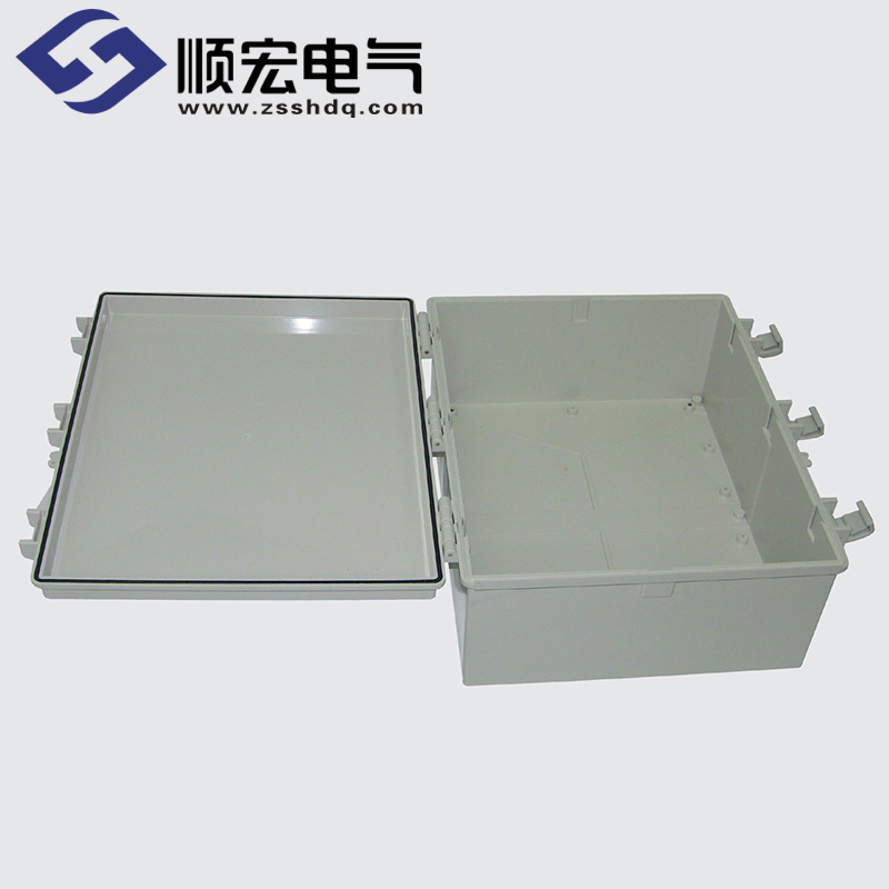 SM-OOO-03 塑料盒 塑料铰链门扣 400X500X200