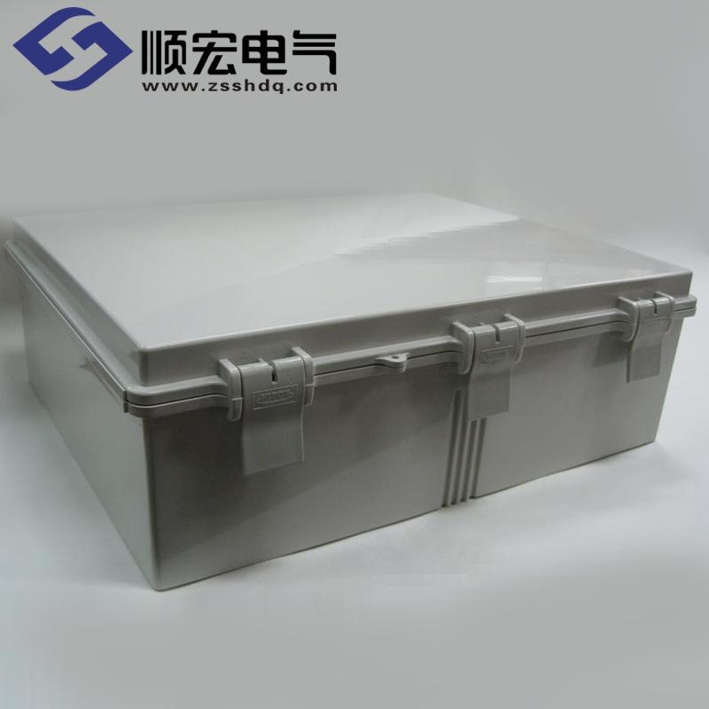 EN-OOO-4050-B 塑料盒 经济型塑料铰链门扣 400x500x200