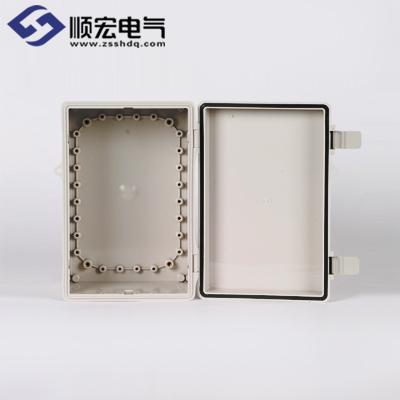 NE-OOO-1929 塑料箱 塑料铰链门扣 190X290X140
