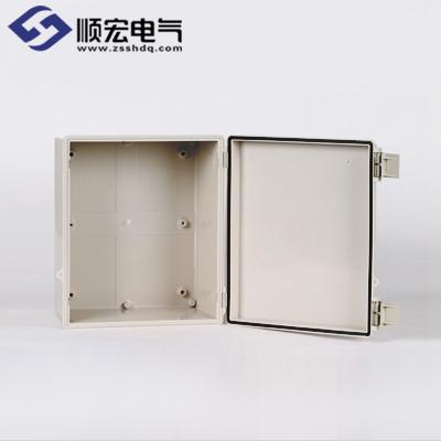 NE-OOO-2530-S 塑料箱 塑料铰链门扣 250X350X125