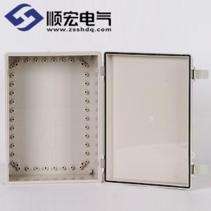 NE-OOO-2535 塑料箱 塑料铰链门扣 250X350X150