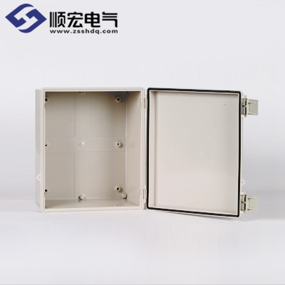 NE-OOO-2530 塑料箱 塑料铰链门扣 250X300X180