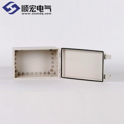 NE-OOO-2919-S 塑料箱 塑料铰链门扣 290X190X100