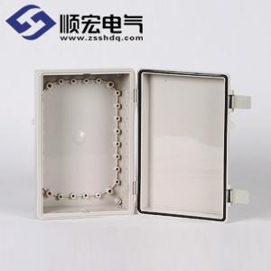 NE-OOO-2939-M 塑料箱 塑料铰链门扣 290X390X140