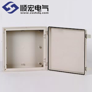 NE-OOO-3030 塑料箱 塑料铰链门扣 300X300X180