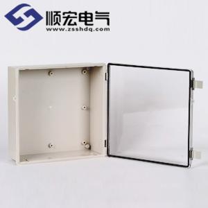 NE-OOO-3030-S 塑料箱 塑料铰链门扣 300X300X130