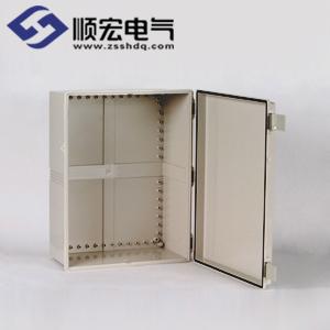 NE-OOO-3546-S 塑料箱 塑料铰链门扣 350X465X160