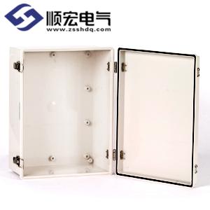 DS-OOO-02 控制箱 金属铰链门扣 300X400X180