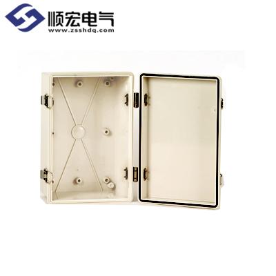DS-OOO-013-W 控制箱 金属铰链门扣 300X200X130