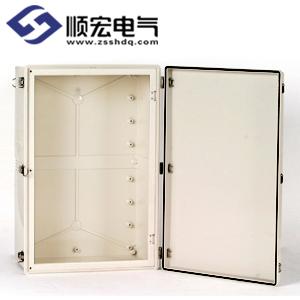 DS-OOO-04 控制箱 金属铰链门扣 400X600X230