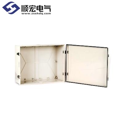 DS-OOO-036-W 控制箱 金属铰链门扣 500X400X160