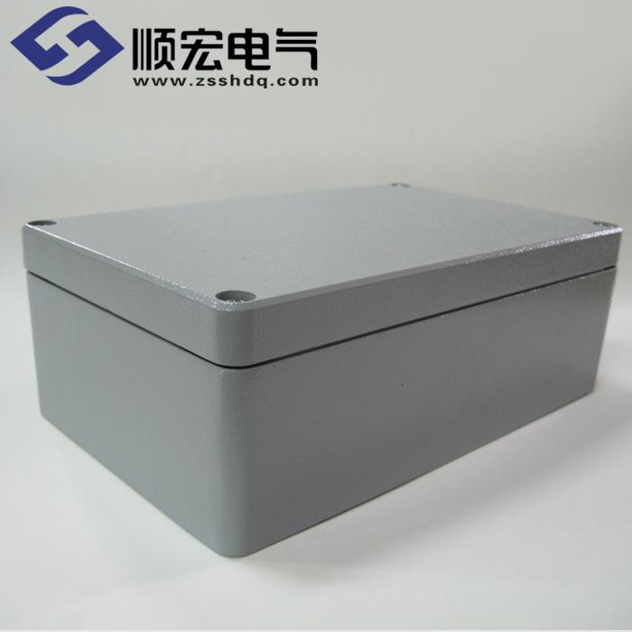 DS-AL-2616 铸铝盒 铸铝盒系列 260X160X90
