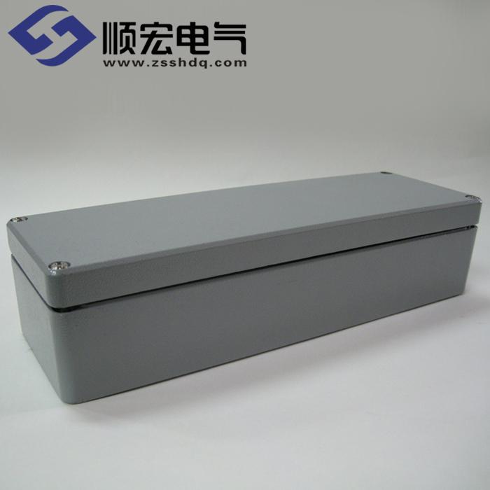 DS-AL-2508 铸铝盒 铸铝盒系列 250X80X60