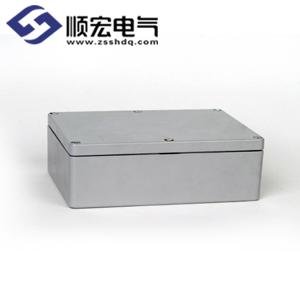 DS-AL-1712 铸铝盒 铸铝盒系列 170x120x55