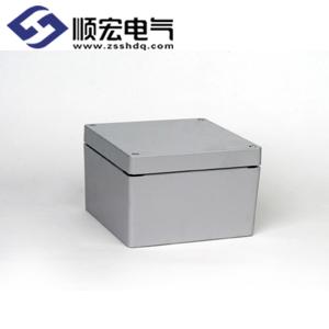 DS-AL-1616 铸铝盒 铸铝盒系列 160x160x100