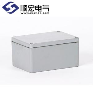 DS-AL-1511 铸铝盒 铸铝盒系列 150X110X75