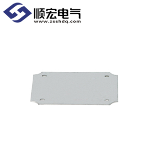 DS-3819 钢安装板 352.5x161x1.6