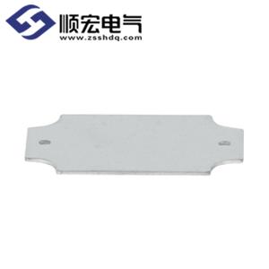 DS-0816 钢安装板 150x65x1.6