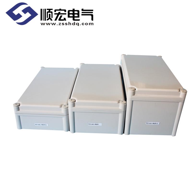TJ-AG-3819-S 室内外安装塑料接线盒 380×190×100