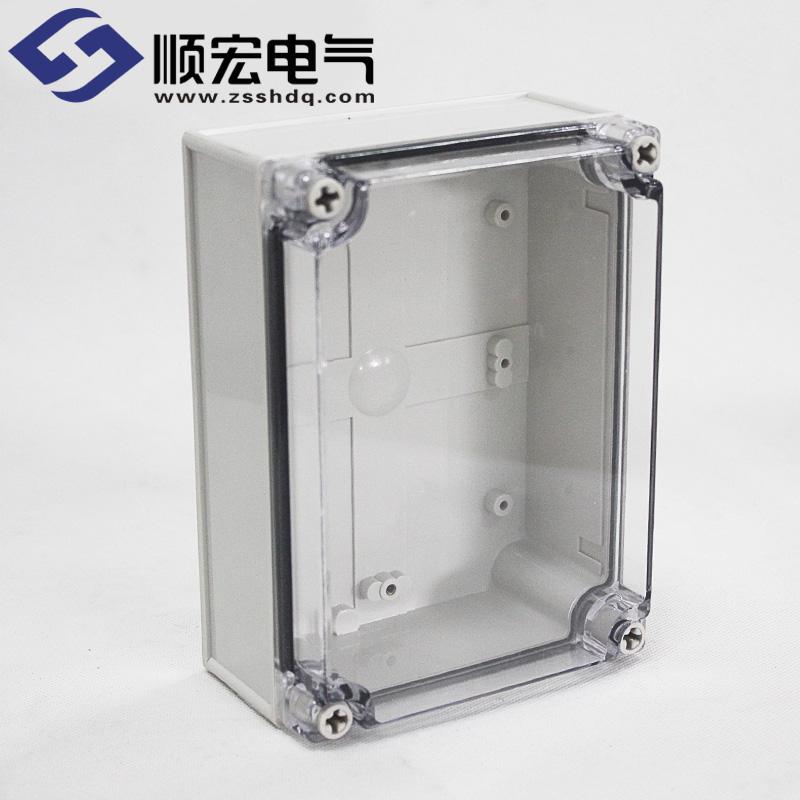 TJ-AT-1217 电源按钮开关防水盒 125×175×75