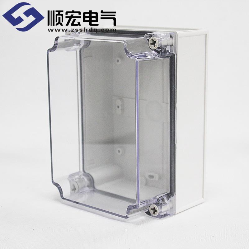 TJ-AT-1217-S 电源按钮开关防水盒 125×175×100