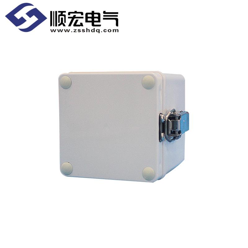 TJ-AGH-1010-1 铰链型防水接线盒 100*100*100