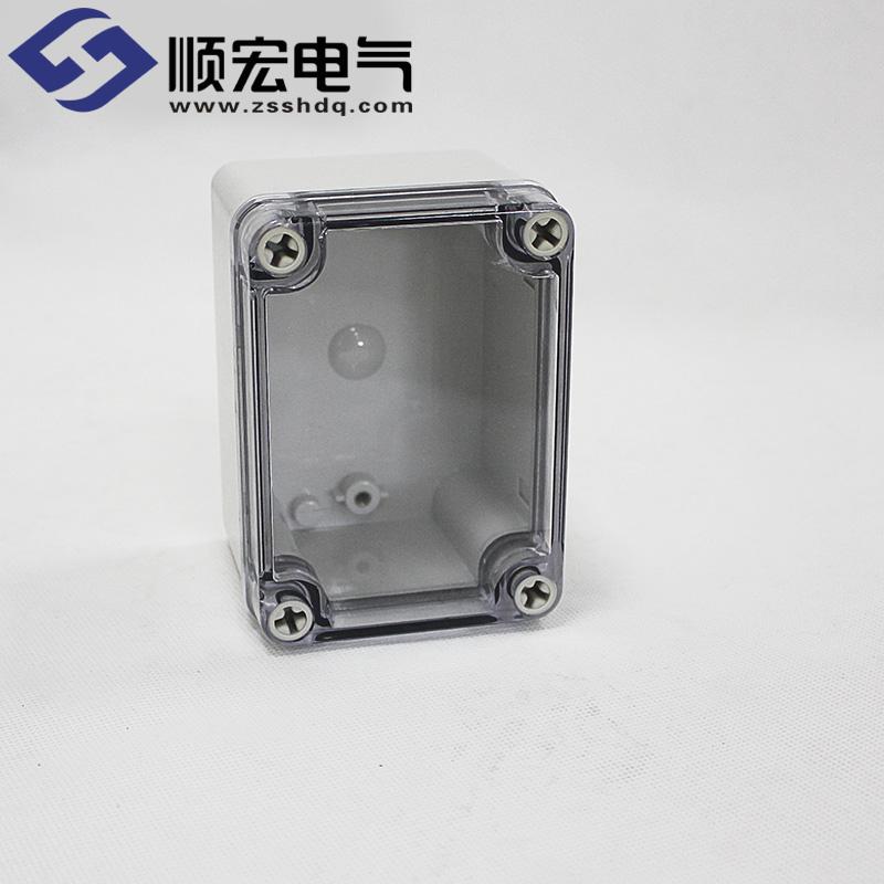 TJ-AT-0808-1 塑料防水接线盒 80×80×85