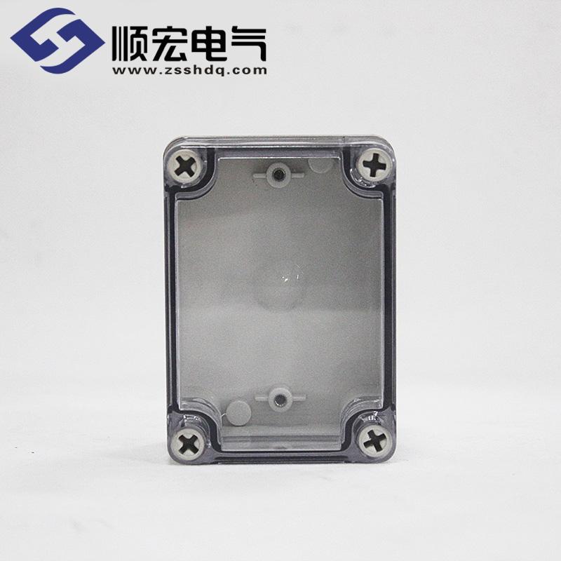 TJ-AT-0811-1S 防水电源插座安装盒 80×110×60