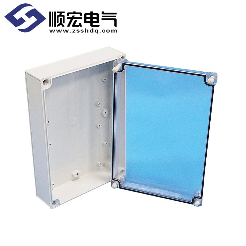 TJ-AT-1725 透明盖防水开关盒 175×200×75