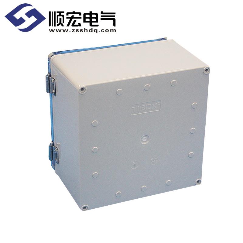 TJ-AGH-2020-1 铰链型防水接线盒 200*200*130