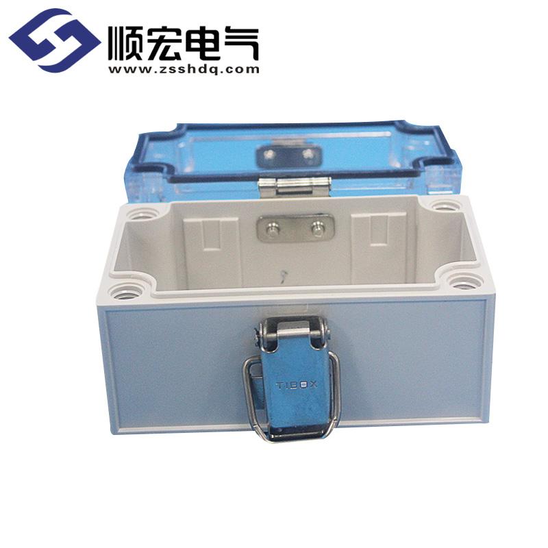 TJ-AGH-7512 铰链型防水接线盒 75*125*100