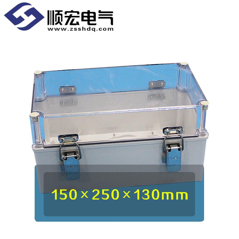 TJ-ATH-1525-1 铰链型防水接线盒 150*250*130