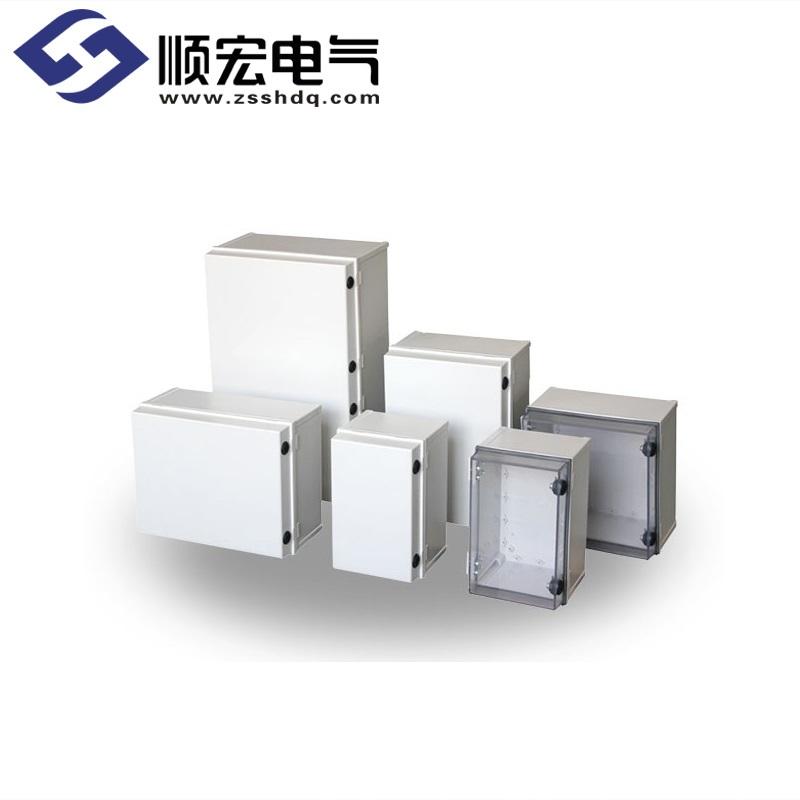 KG系列 塑料盒(塑料锁+铰链型)