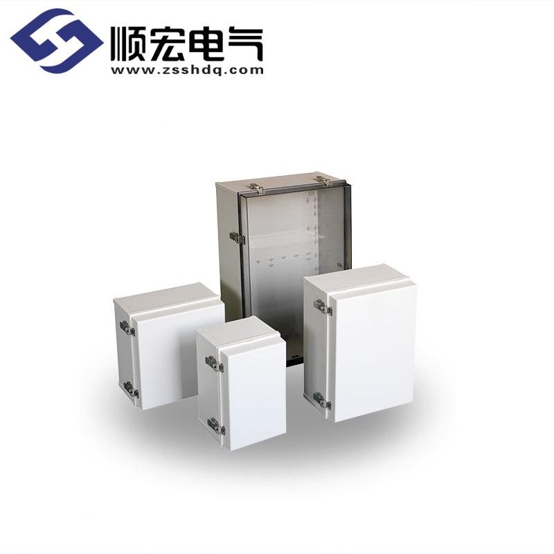 TG系列 塑料盒(金属扣+铰链型)