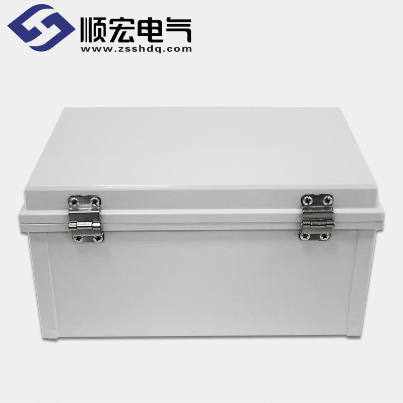 TJ-AG-2227 不锈钢铰链型塑料防水接线盒 225*275*120