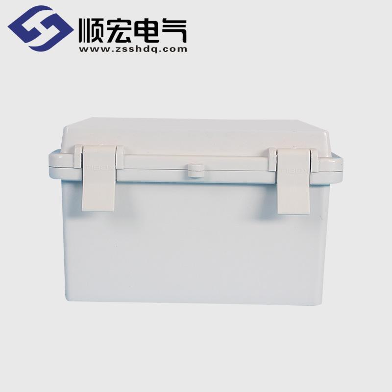 TE-AG-1515 塑料搭扣铰链型防水接线盒 150*150*90