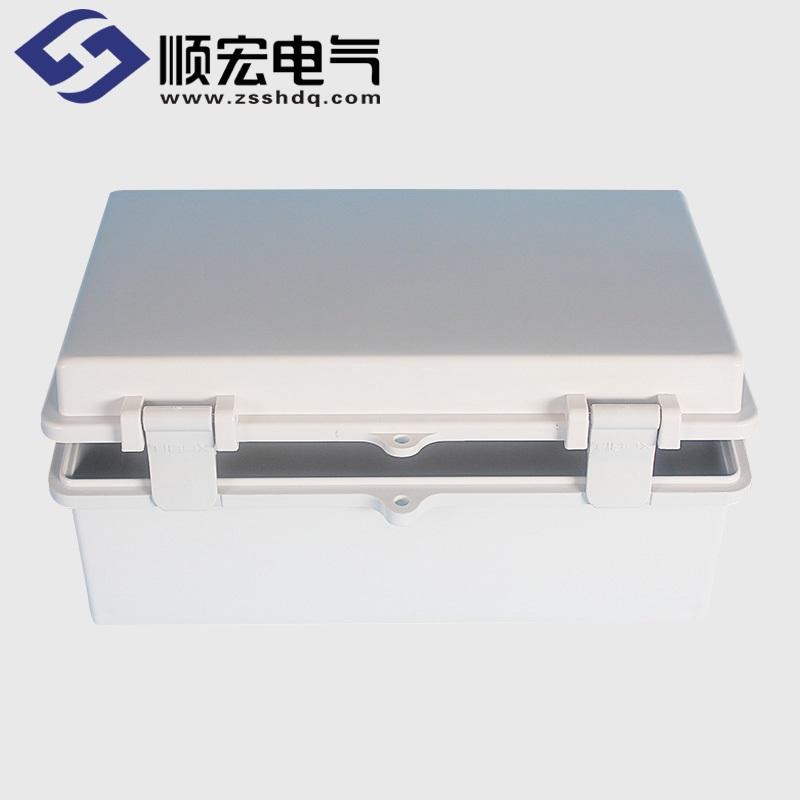 TE-AG-1722 塑料搭扣铰链型防水接线盒 170*220*110
