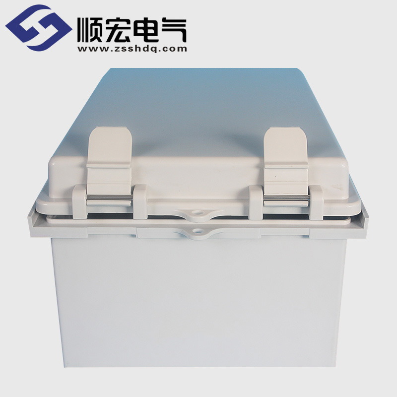 TE-AG-2919 塑料搭扣铰链型防水接线盒 290*190*140