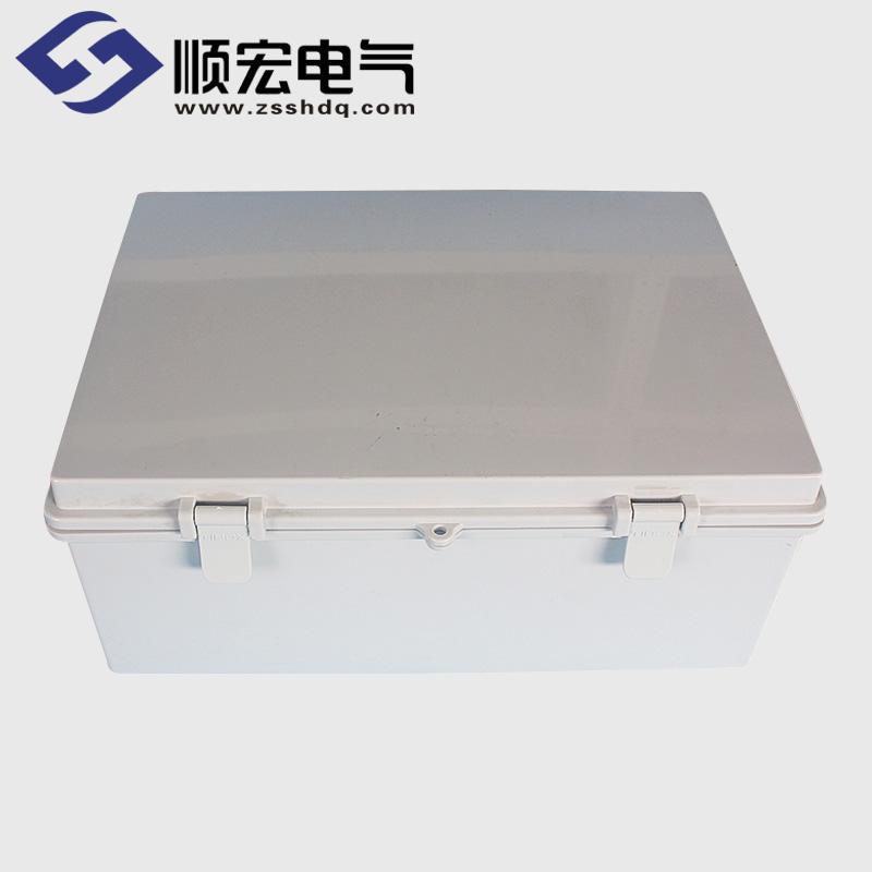 TE-AG-2939 塑料搭扣铰链型防水接线盒 290*390*160