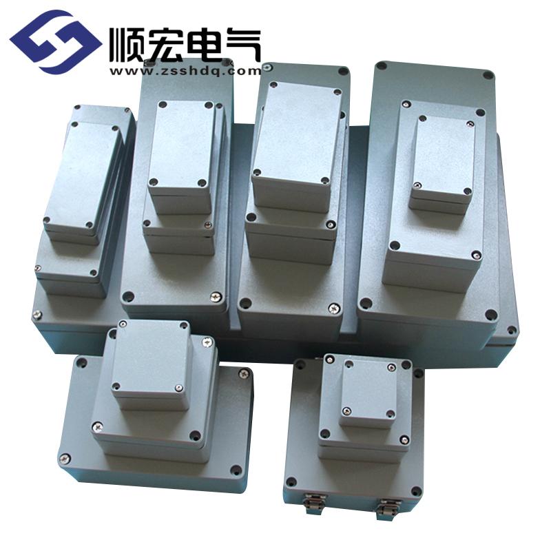 LV系列铸铝盒 铸铝机箱