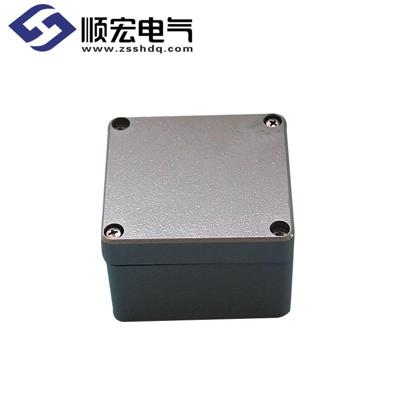 LV0807 铸铝防水接线盒 82*77*57
