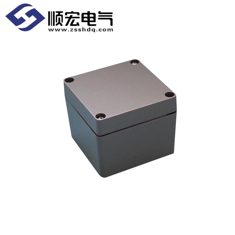 LV1010 铸铝防水接线盒 100*100*80