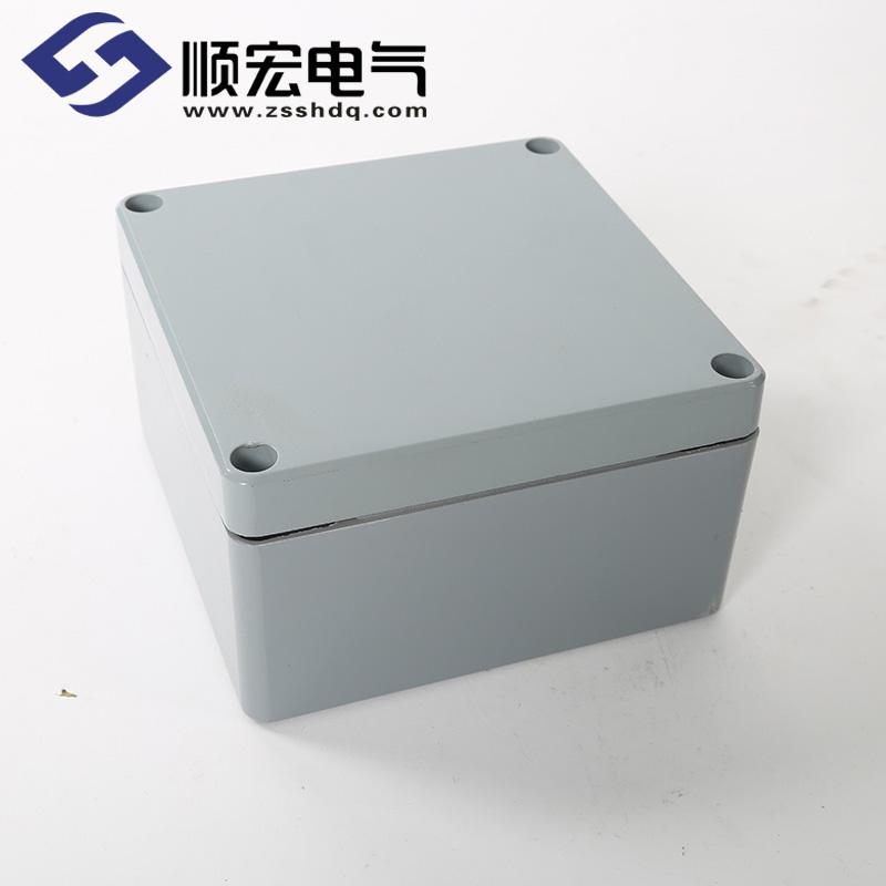LV1106 铸铝防水接线盒 115*65*55