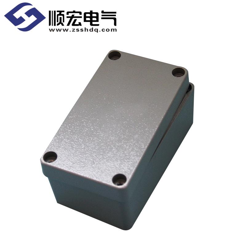LV1106 灰 铸铝防水接线盒 115*65*55
