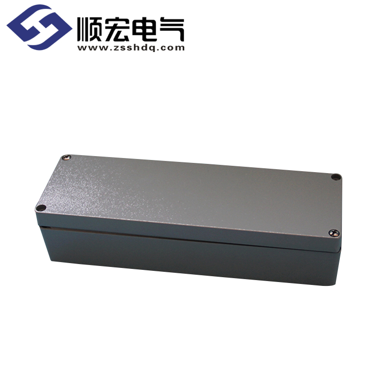 LV2508 铸铝防水接线盒 250*80*57