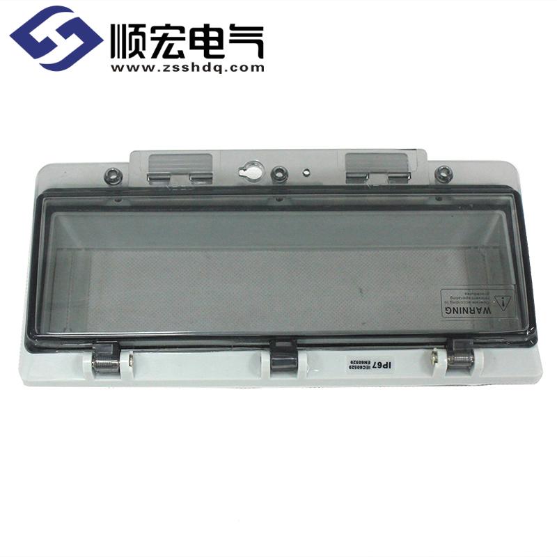 TW16P 透明保护窗罩 123*308*31