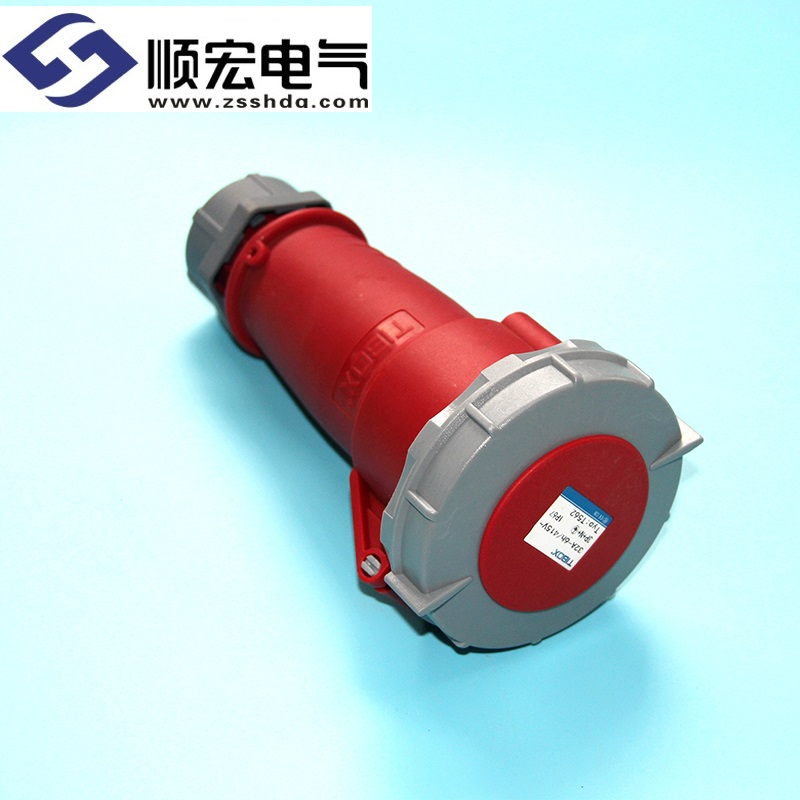 IP67 32A 5芯防水防爆航空公母连接器
