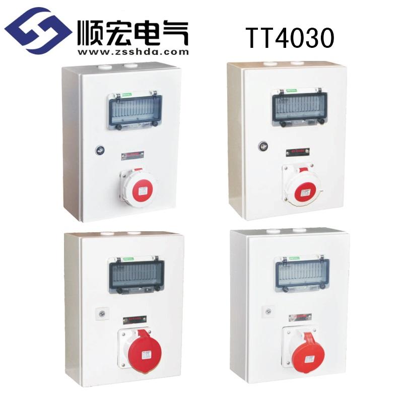TT4030 金属电源插座箱 400*300*150