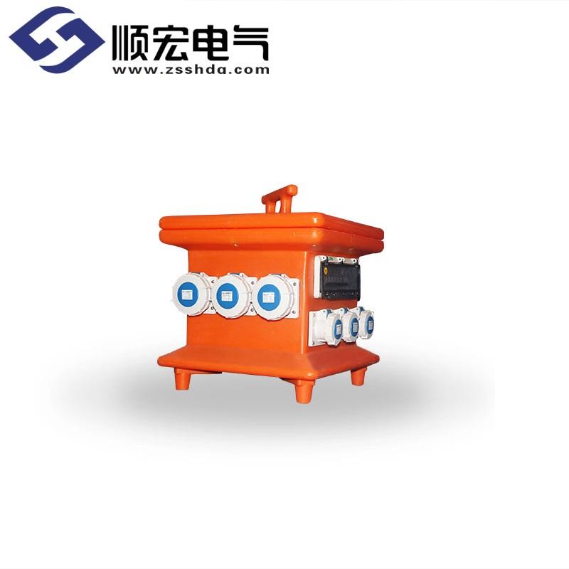 TKL-1806-AF 12位移动式防水插座箱
